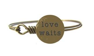 LOTW Abstinence Bracelets