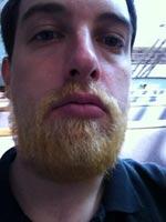 bleached-beard